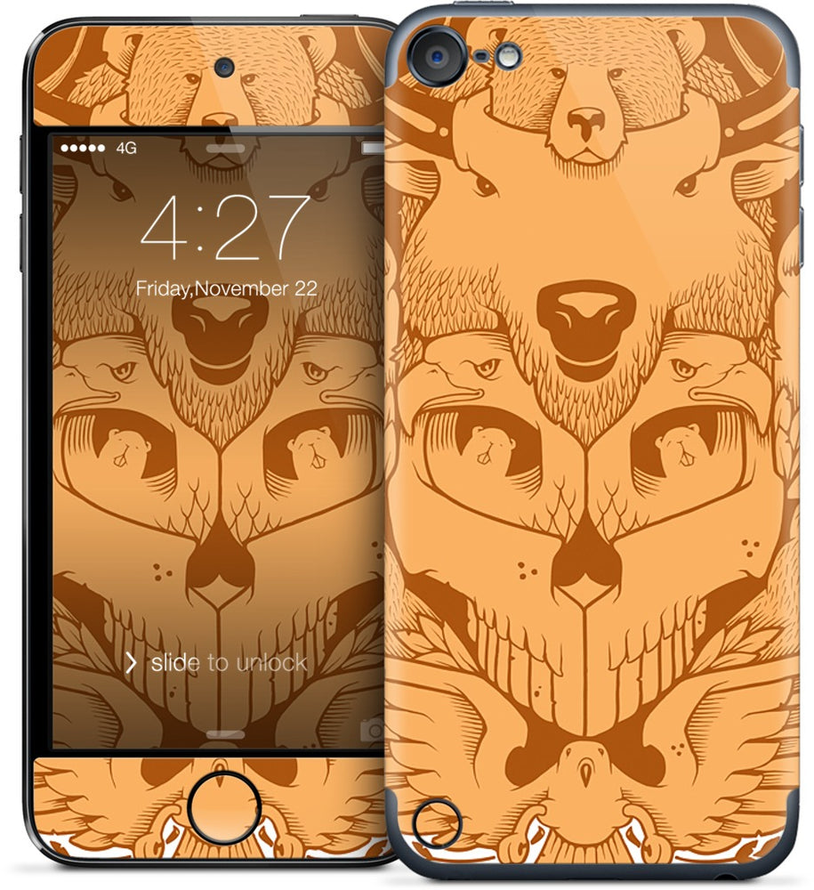 The BISONBUCKS iPod Skin