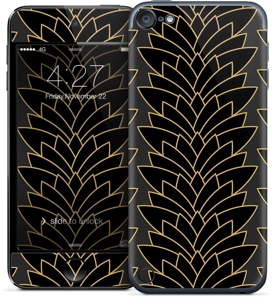 Hollywood Glam Boas iPod Skin