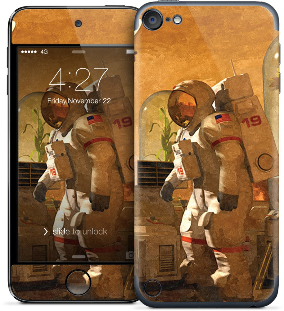 Mars Plant Enclosures iPod Skin