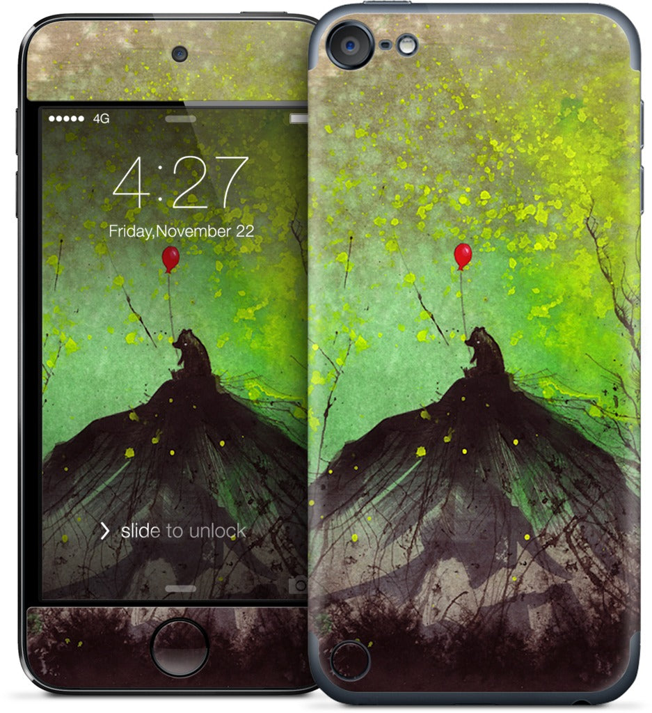 Two Bears iPod Skin