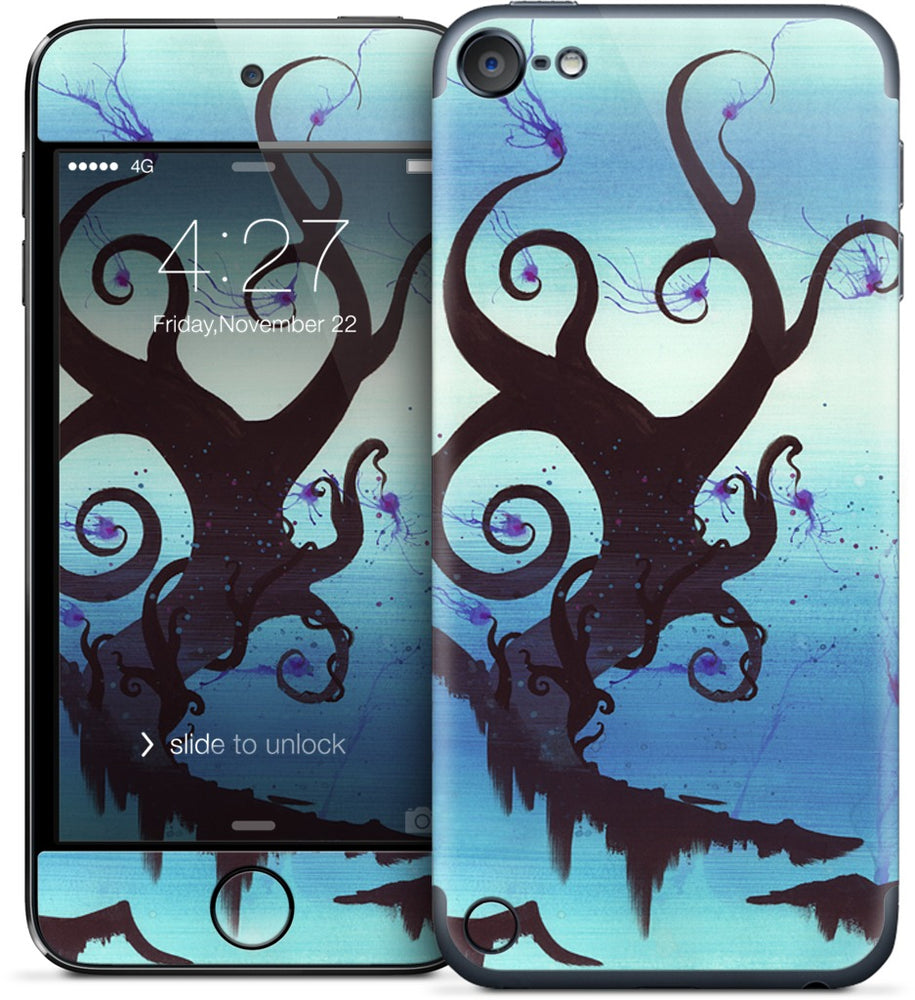 Depths iPod Skin