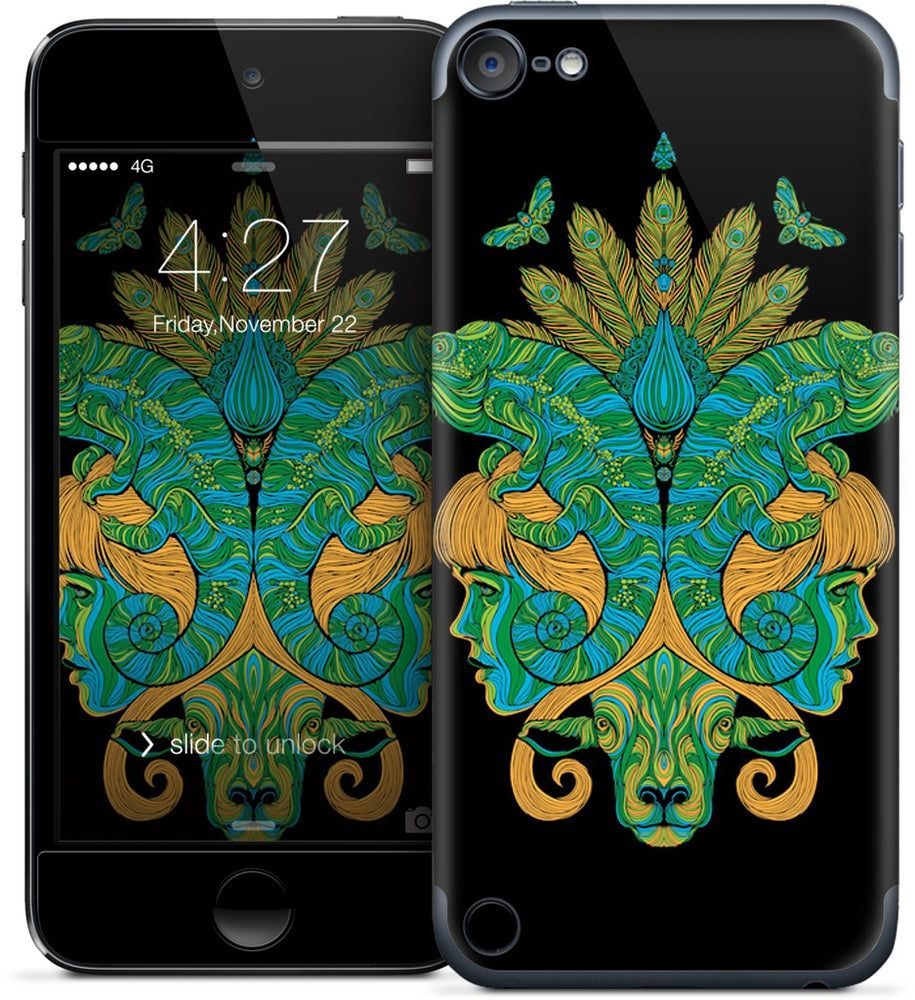 The Chameleon iPod Skin