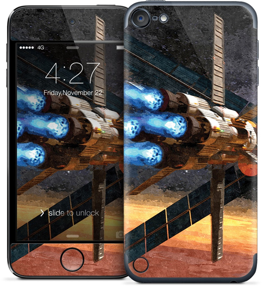 Mars Orbit iPod Skin