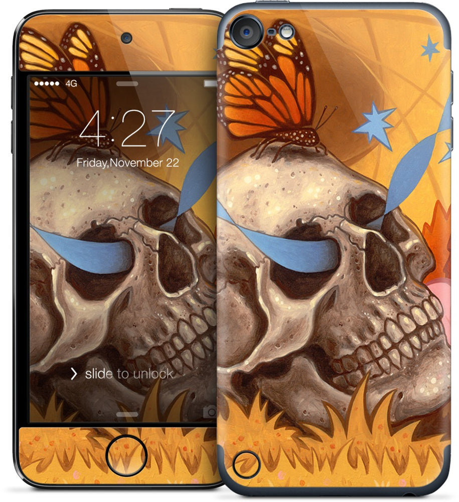 Passing Through iPod Skin