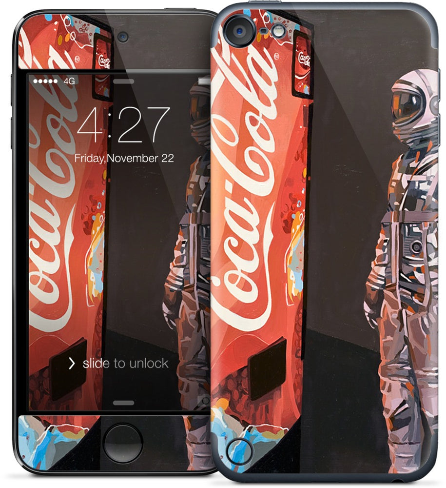 The Coke Machine iPod Skin