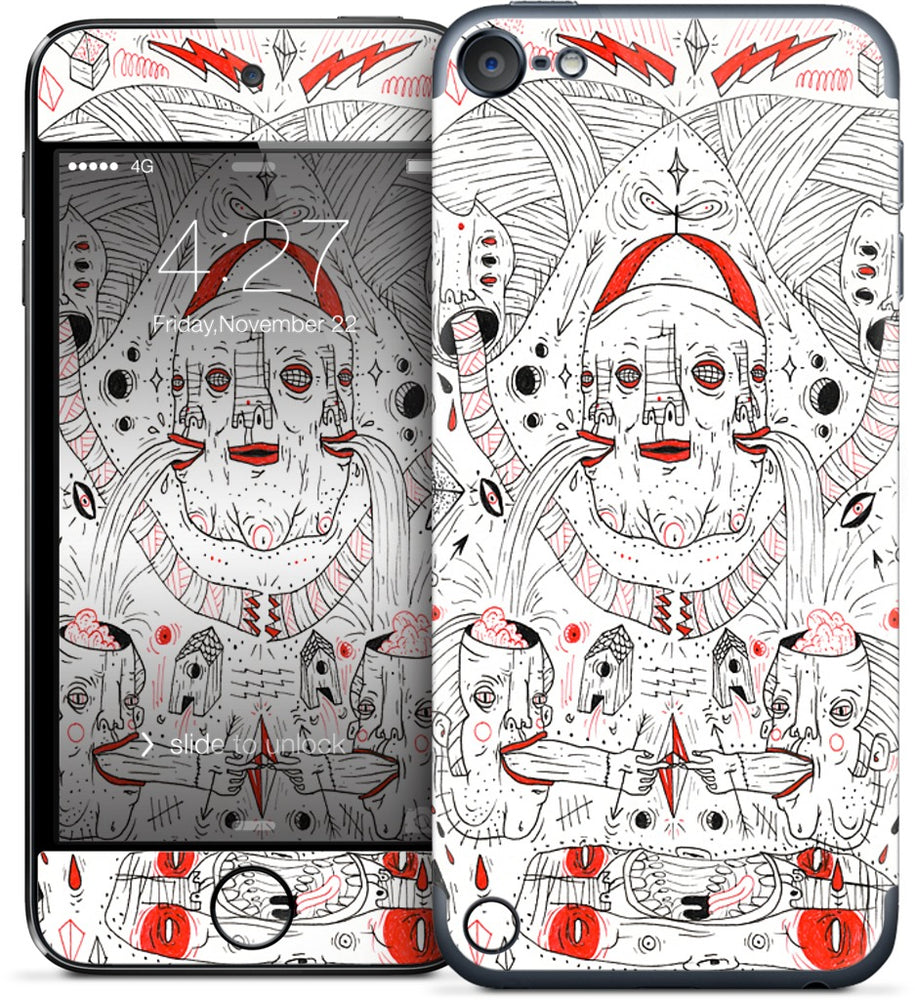 Clown iPod Skin