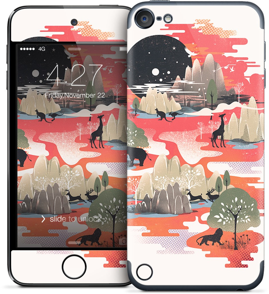 Landscape of Dreams iPod Skin