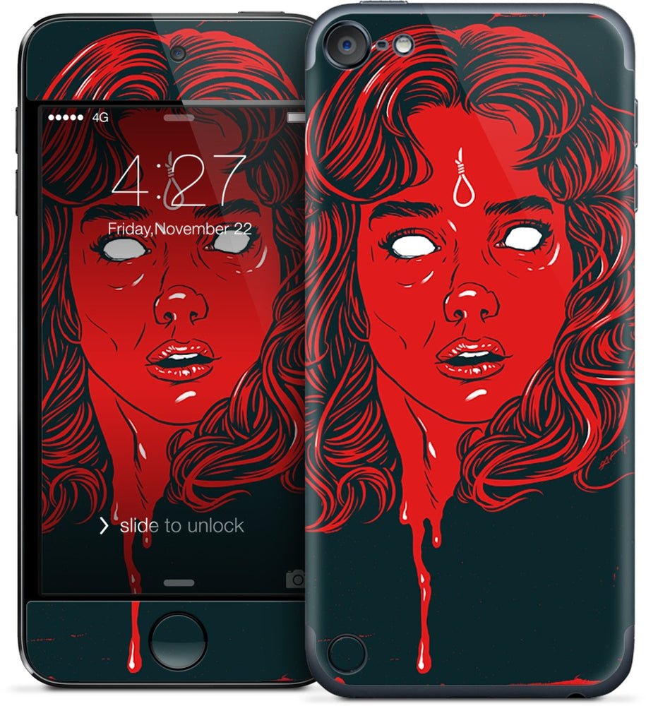 Blood Witch iPod Skin