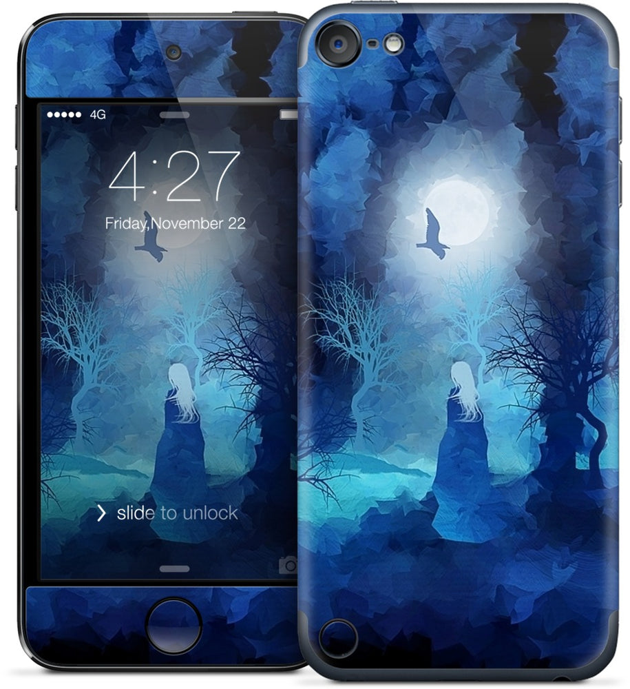 Additional Views  The Magician by Viviana Gonzales and Paul Kimble iPod Skin
