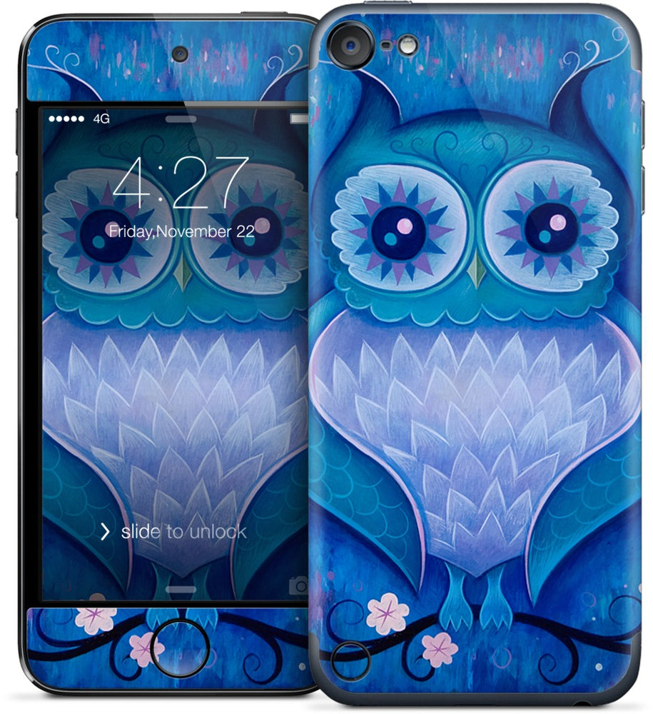 Night Owl iPod Skin