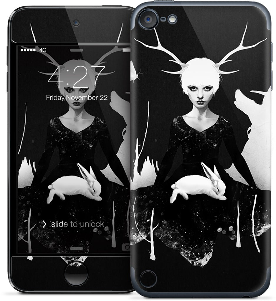 Space Within iPod Skin