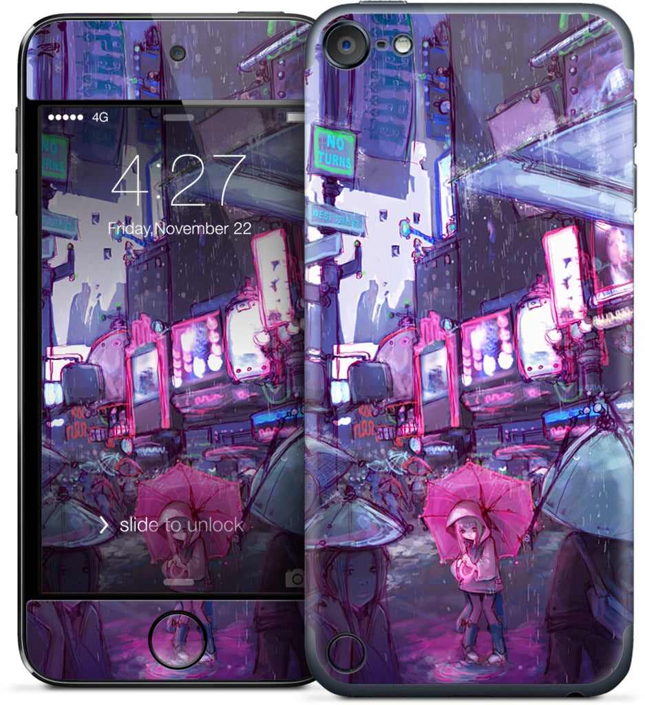 Neo New York iPod Skin