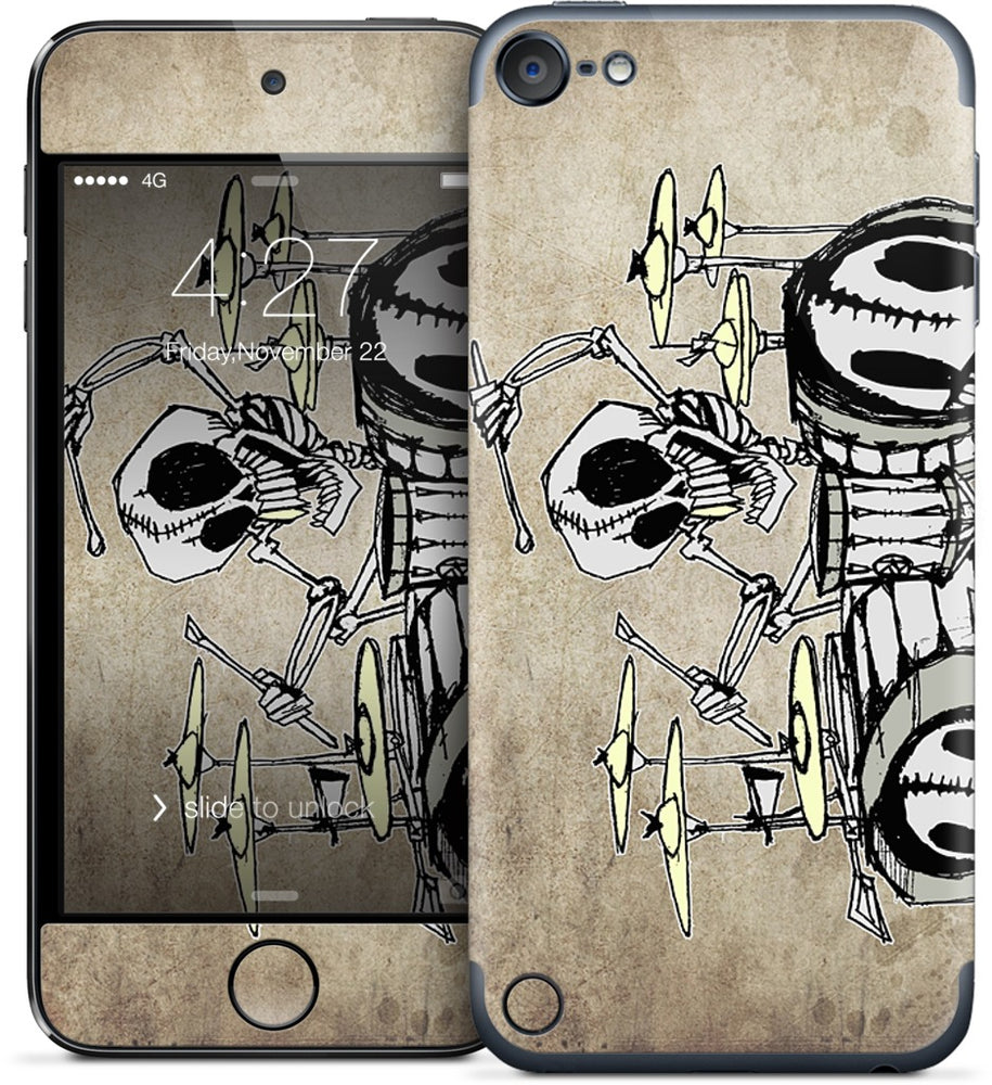 Drummer Boy iPod Skin