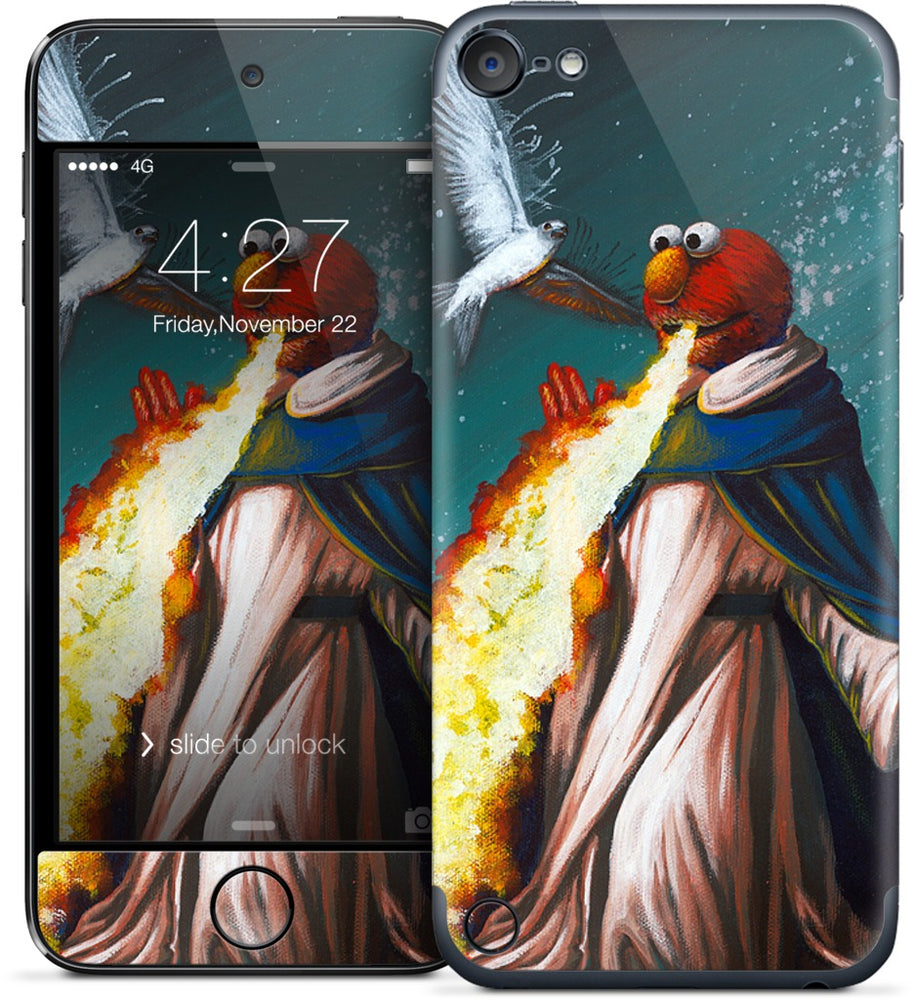 St. Elmo's Fire iPod Skin
