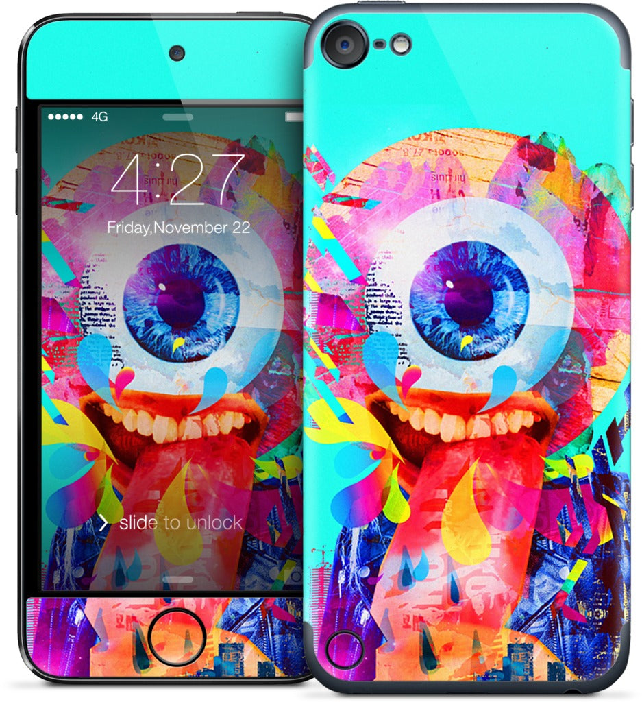The Eye iPod Skin