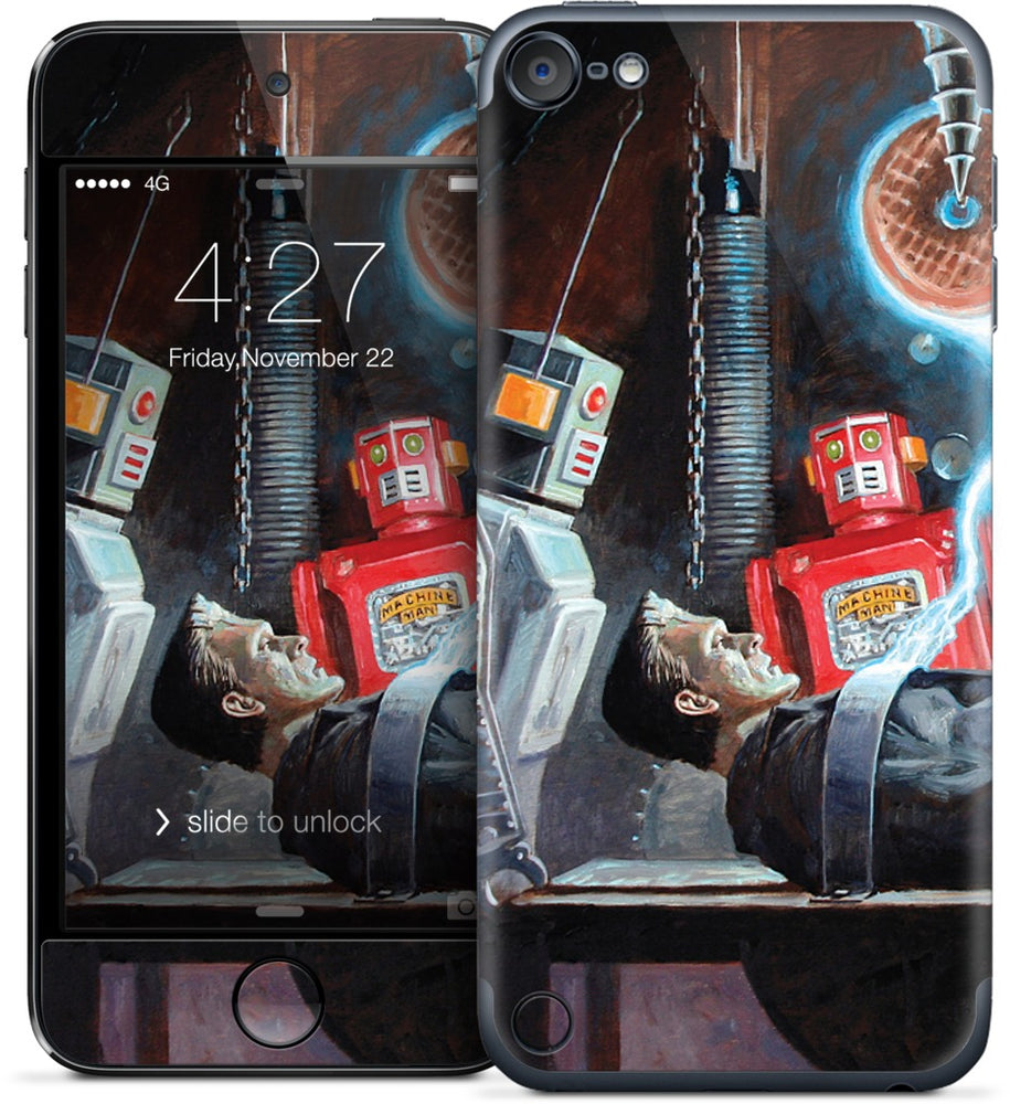 Gangenstein iPod Skin