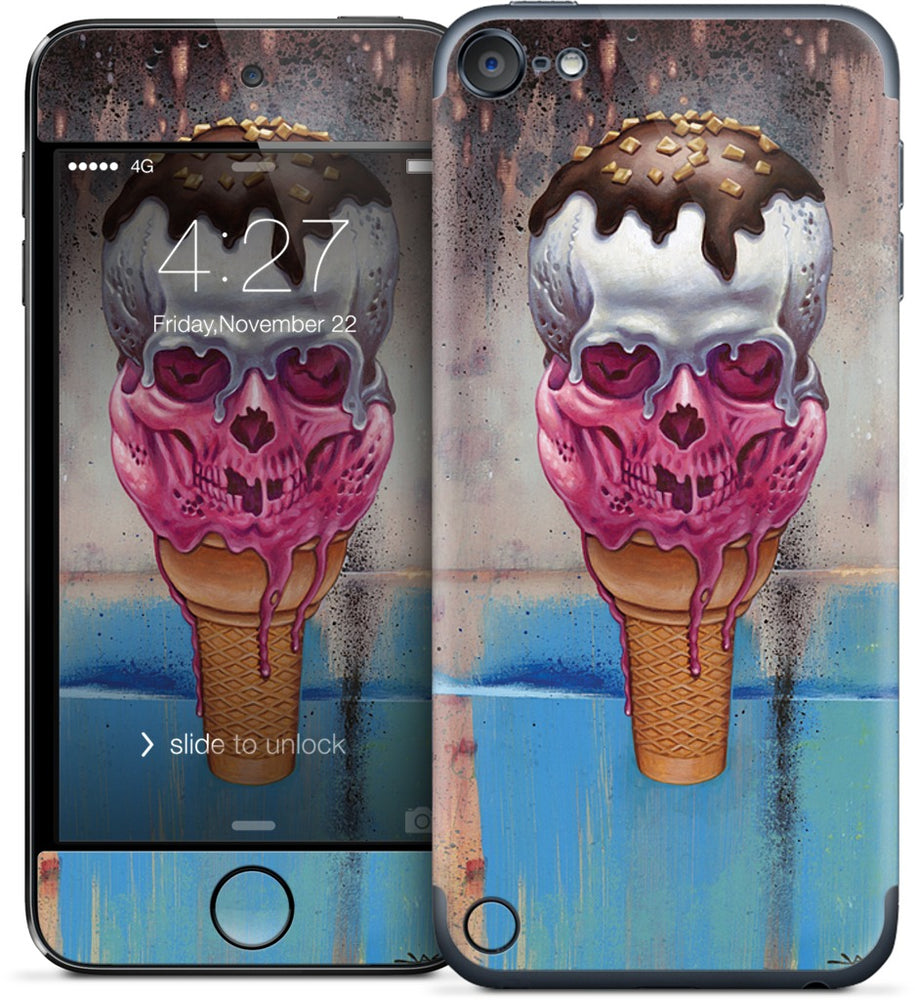I Scream iPod Skin