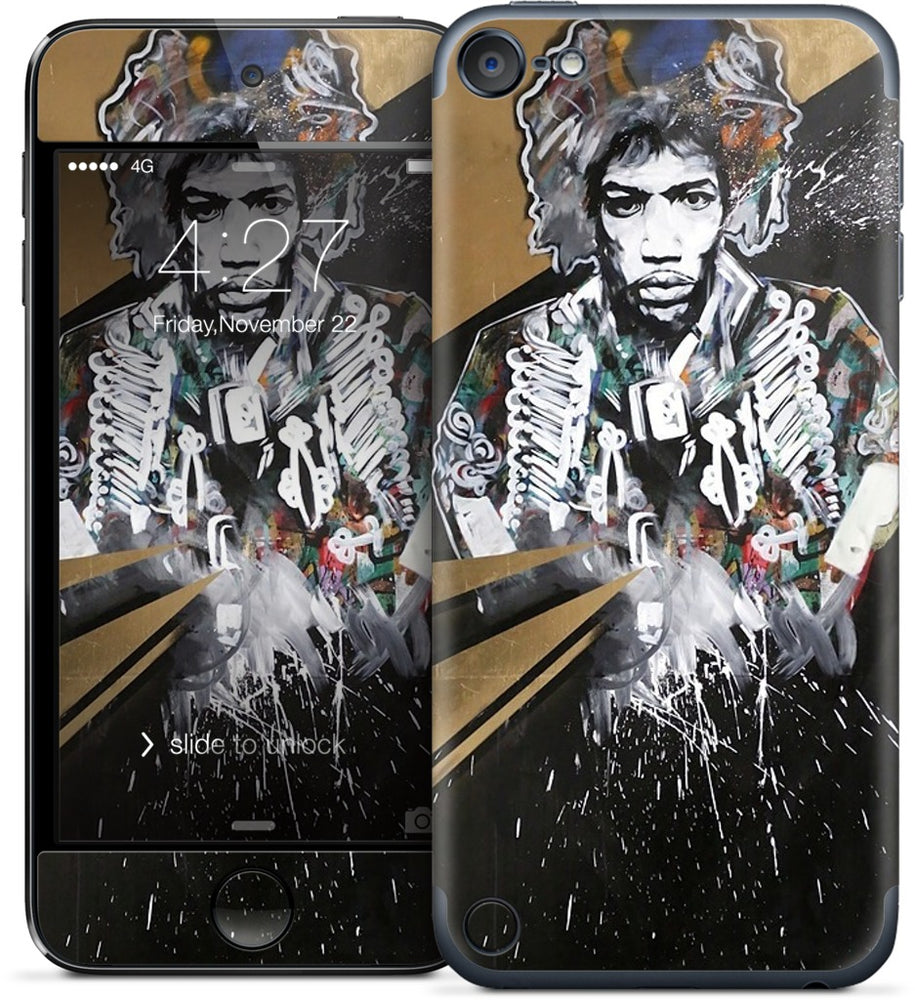 """THE HENDRIX"" iPod Skin"