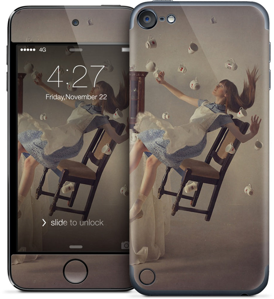 Alice's Five O'Clock Dream iPod Skin