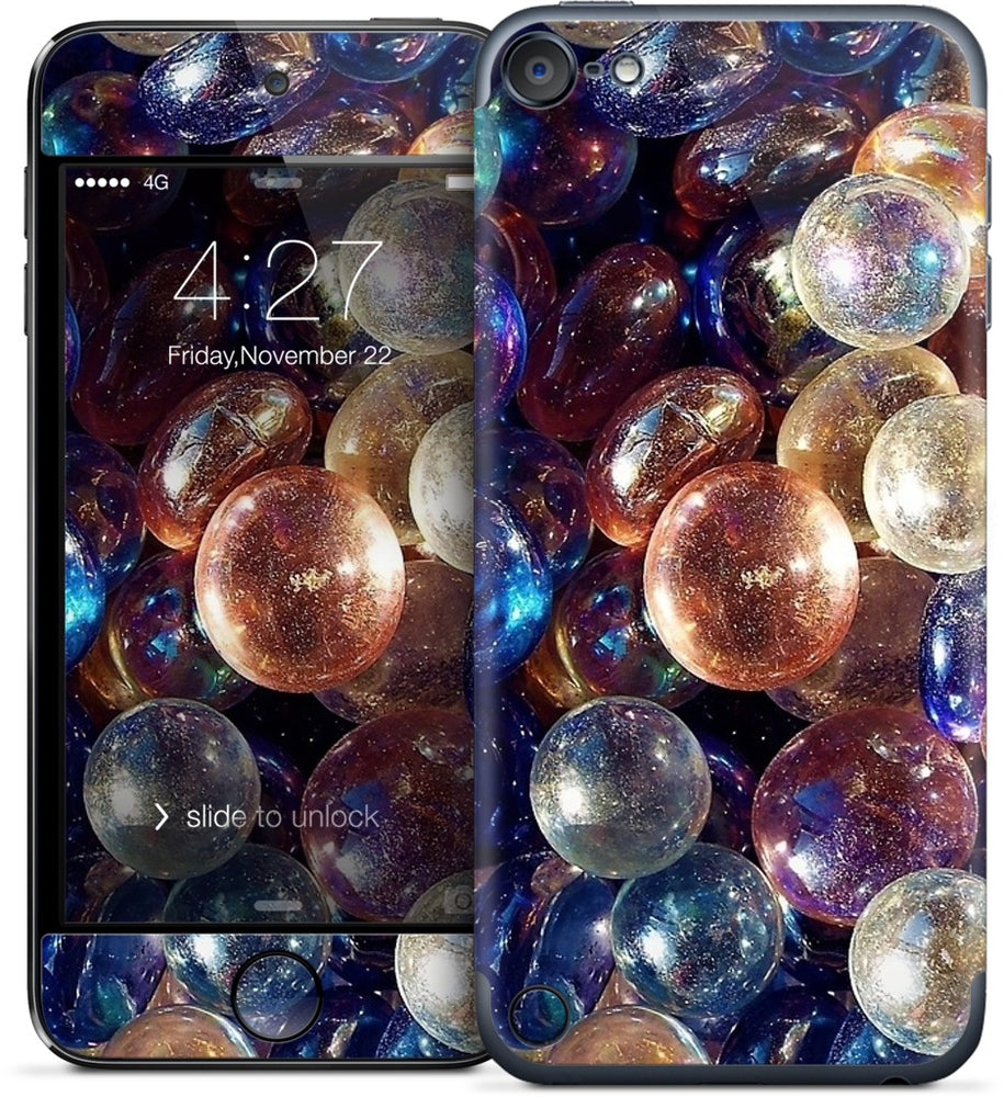 Marbles iPod Skin