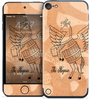 The KEGASUS iPod Skin