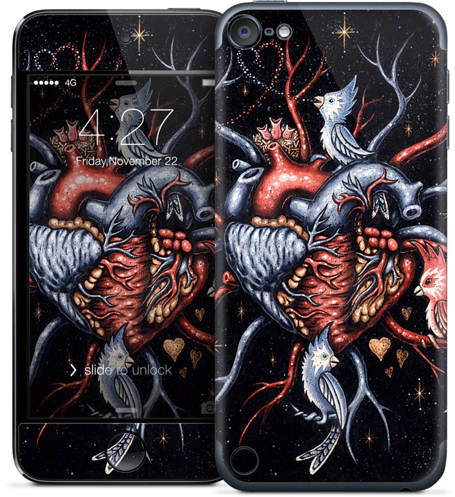 Love Birds iPod Skin