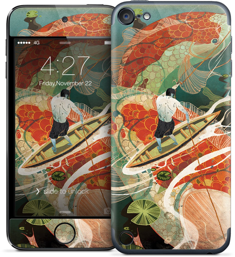 Koi Dance iPod Skin