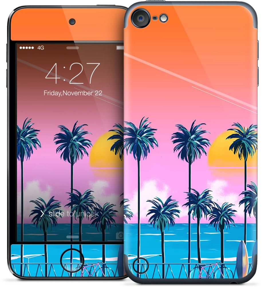 Sunset Lovers iPod Skin