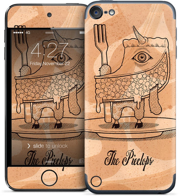 The PIECLOPS iPod Skin