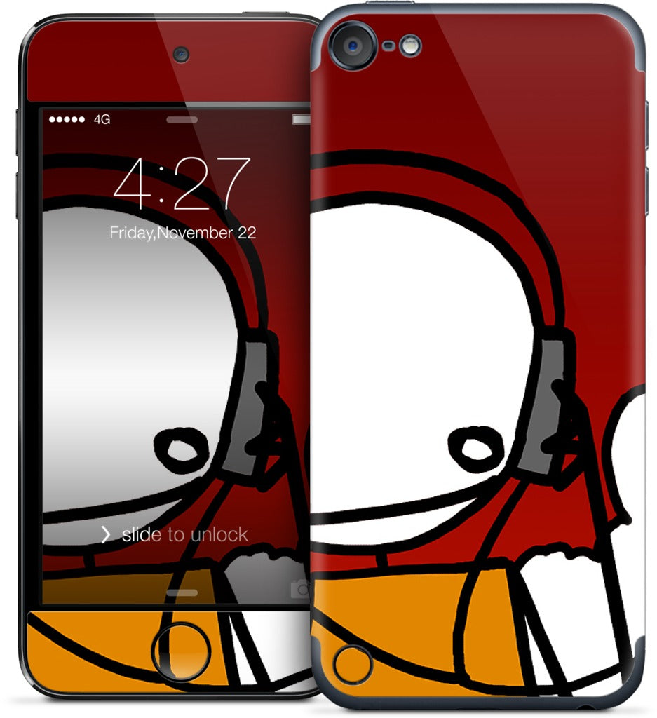 I Like This Music iPod Skin