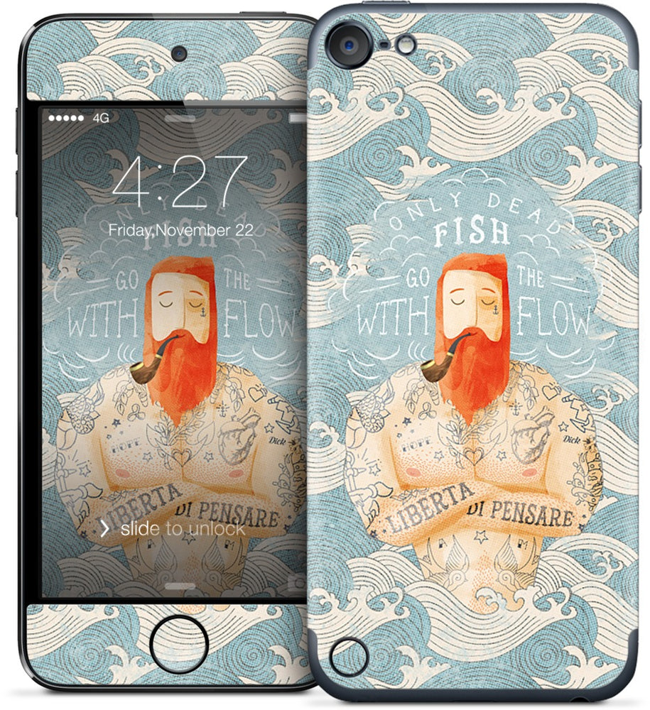 Sailor iPod Skin