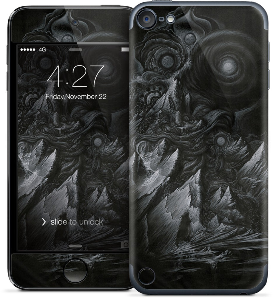 Moving Mountains iPod Skin