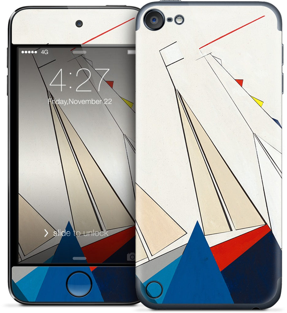 Shipwrecked iPod Skin