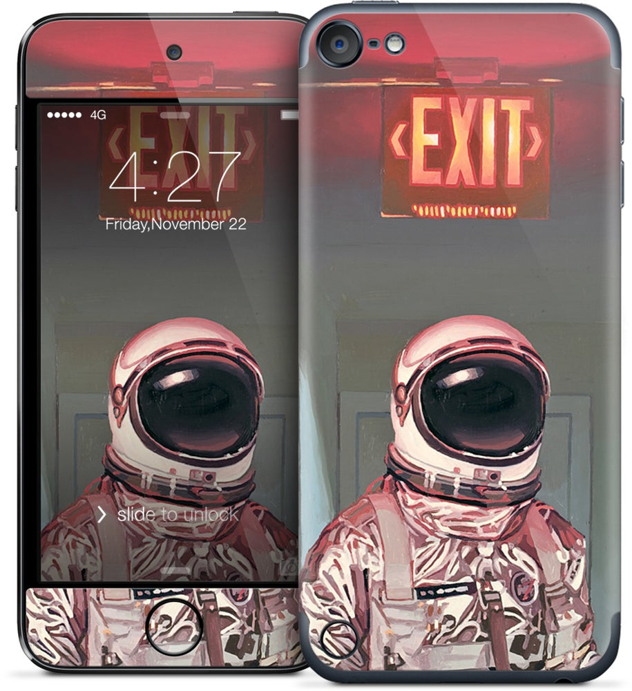 Exit iPod Skin