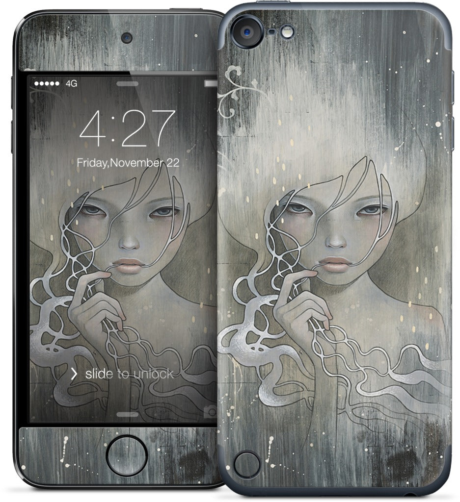 She Who Dares iPod Skin