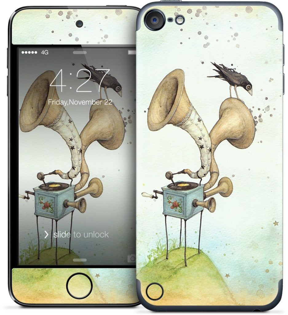 Momentary Diversion iPod Skin
