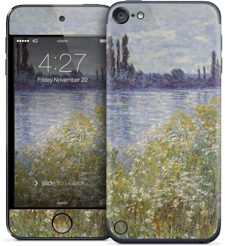 Banks of the Seine iPod Skin