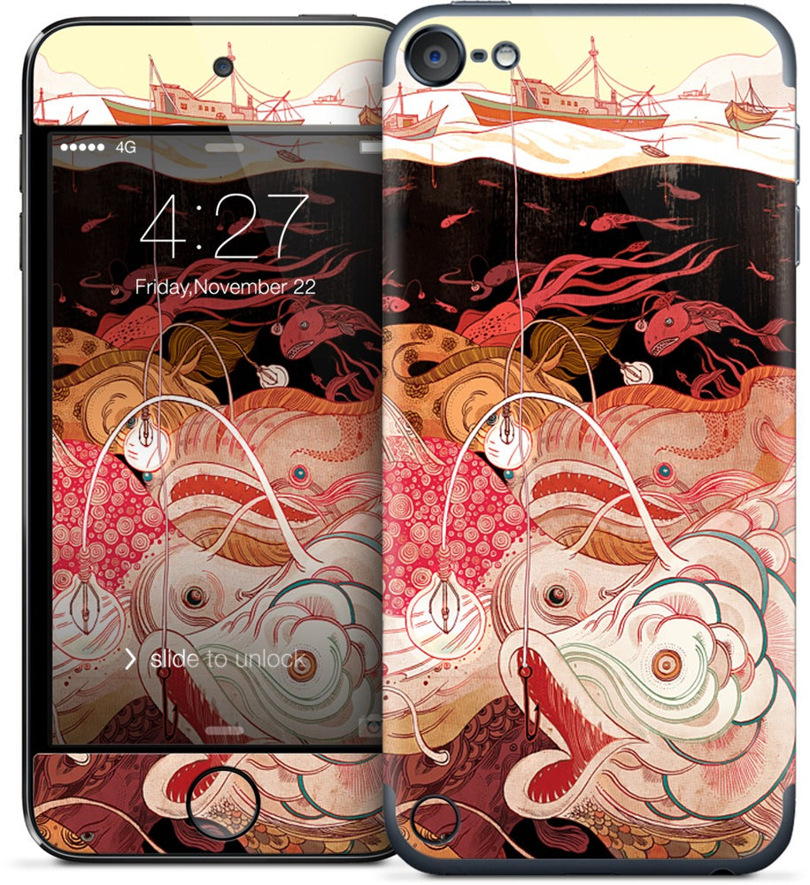 Deep Thinkers iPod Skin