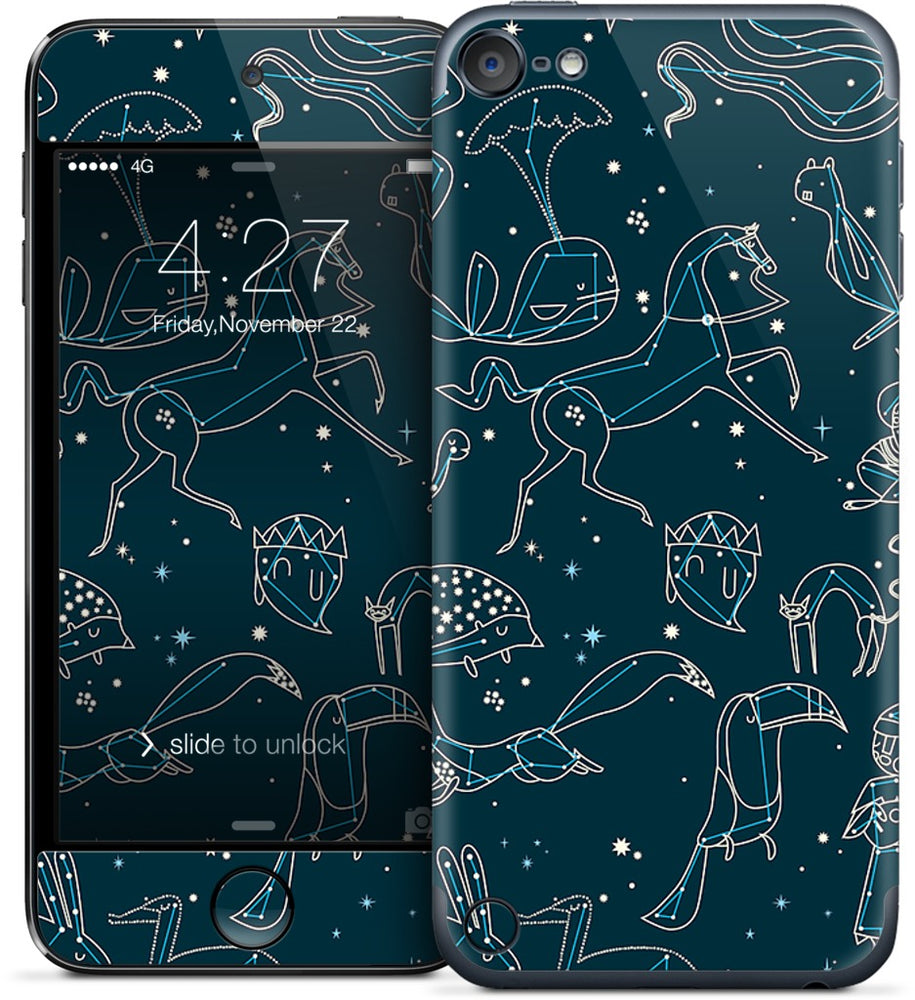 Constellations iPod Skin
