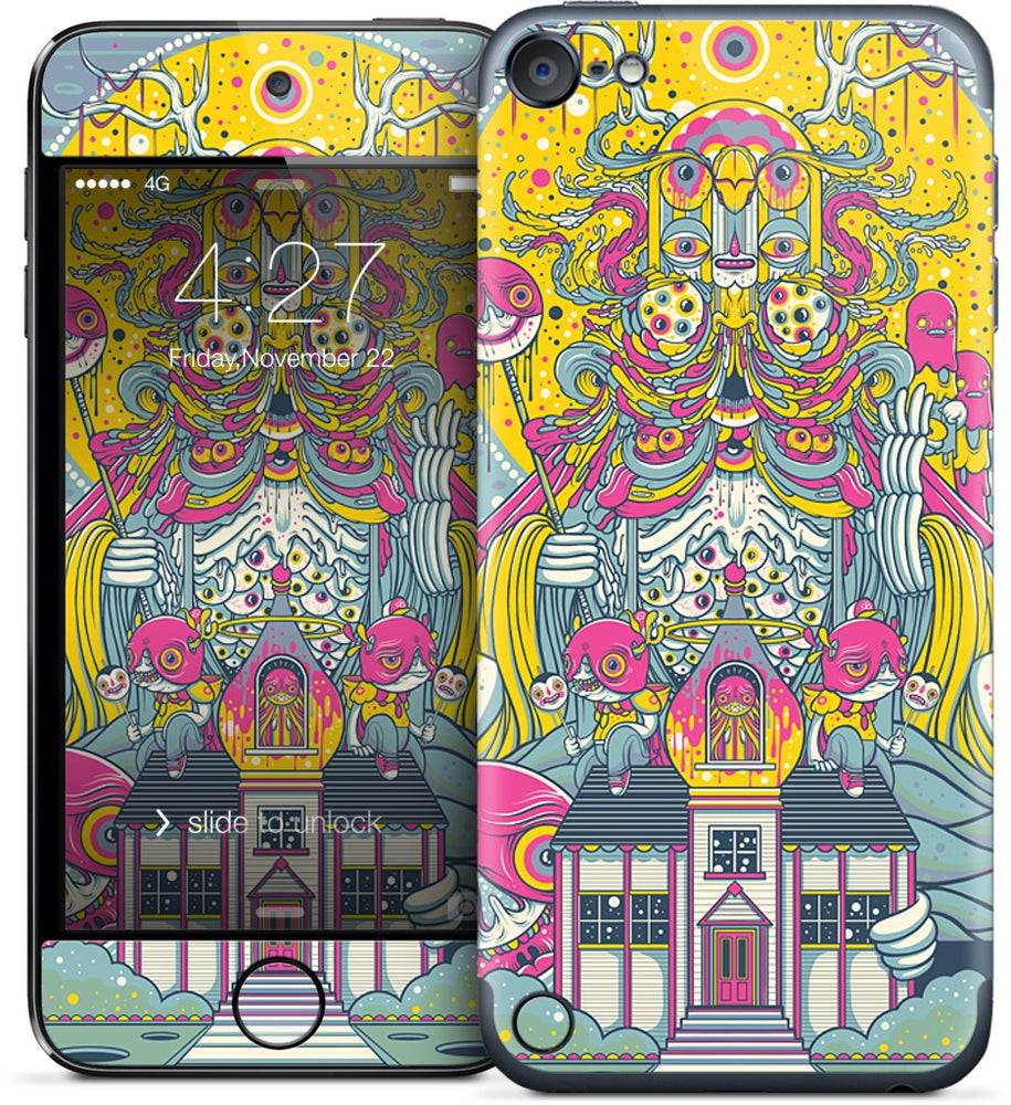 Fun House iPod Skin