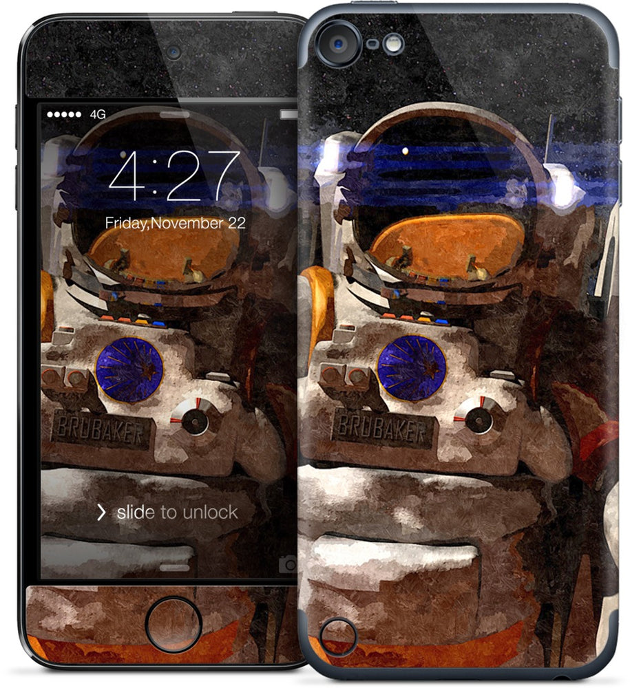 Mars Work Day iPod Skin