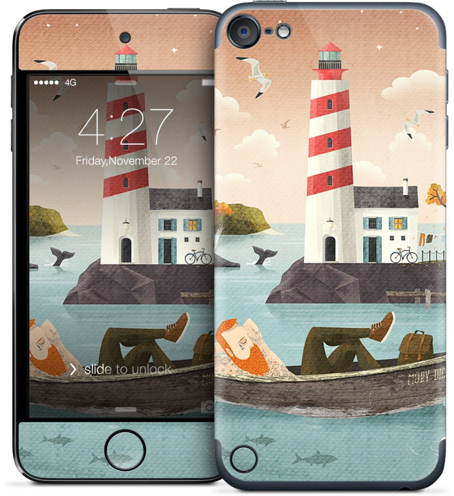 Lighthouse iPod Skin