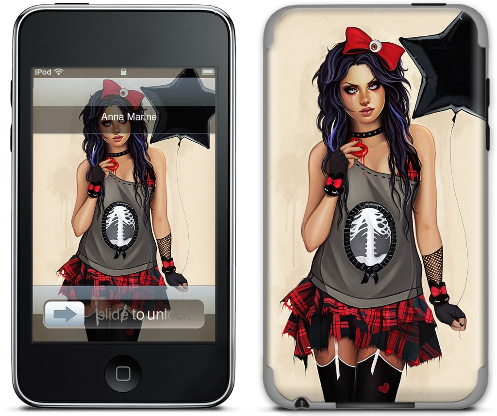 Valentine's Day iPod Skin