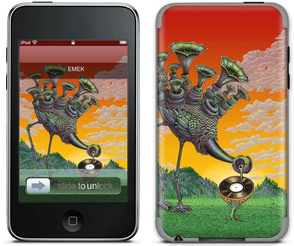 Phonobird iPod Skin