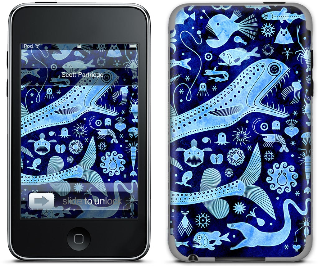The Abyssal Zone iPod Skin