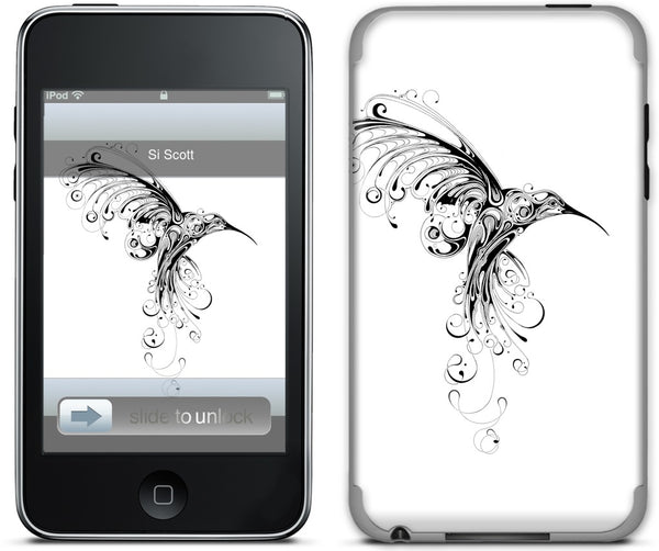 Hummingbird iPod Skin