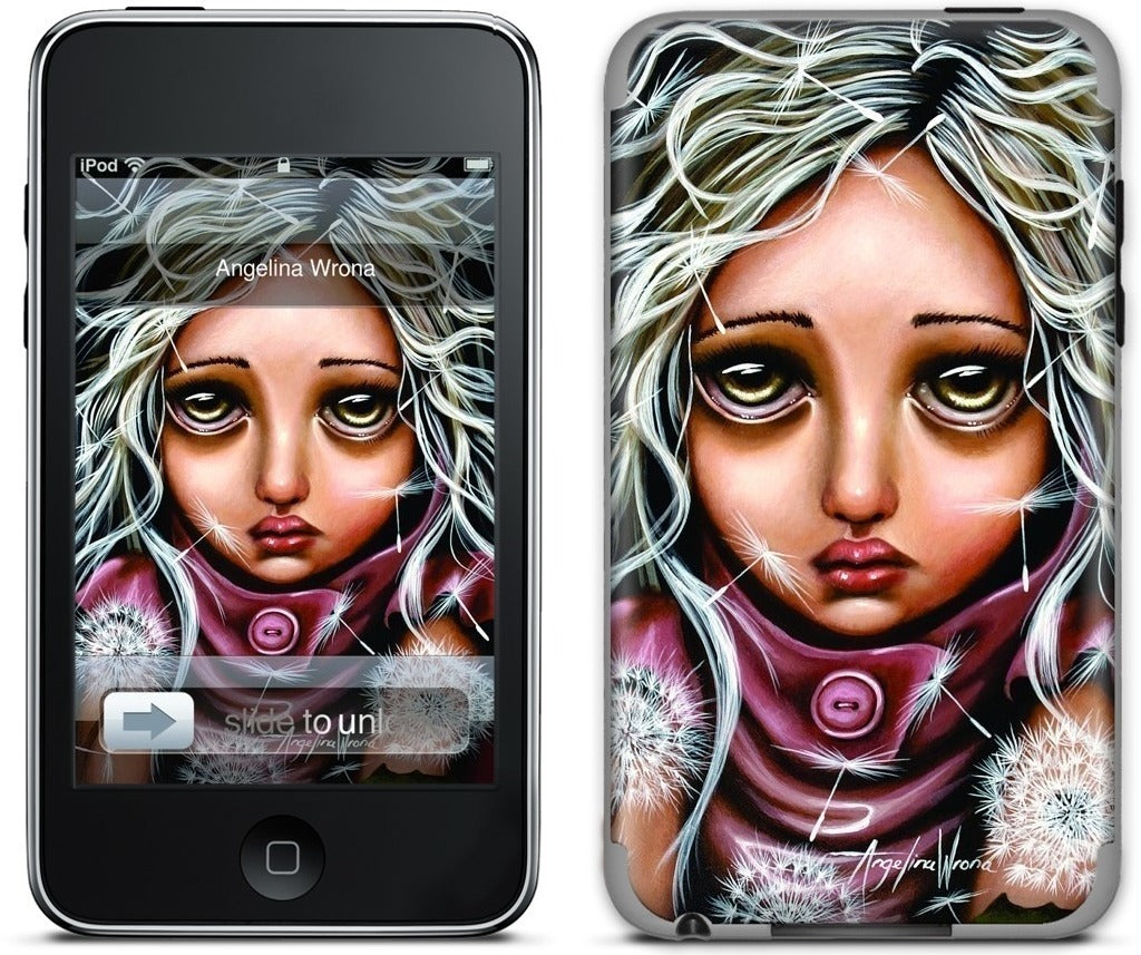 Calm Before the Storm iPod Skin