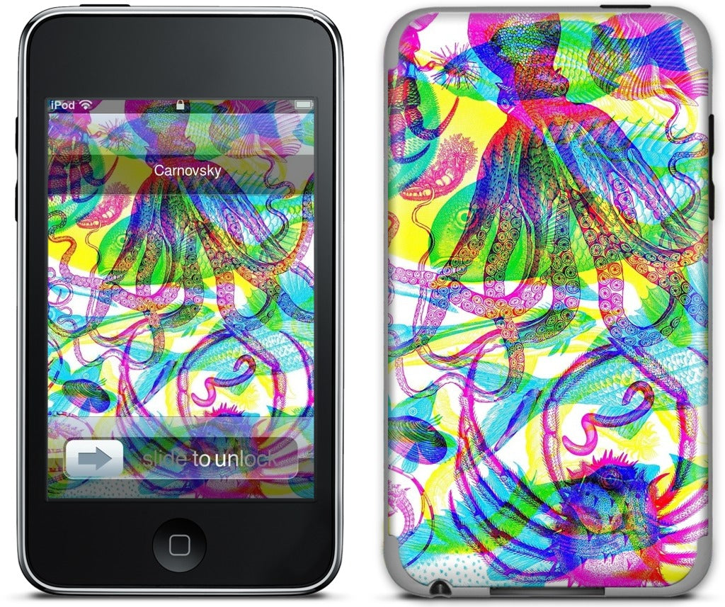 Animalia II iPod Skin