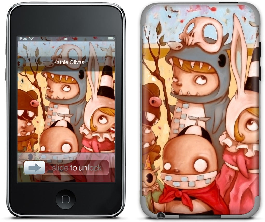 The Provocateurs iPod Skin