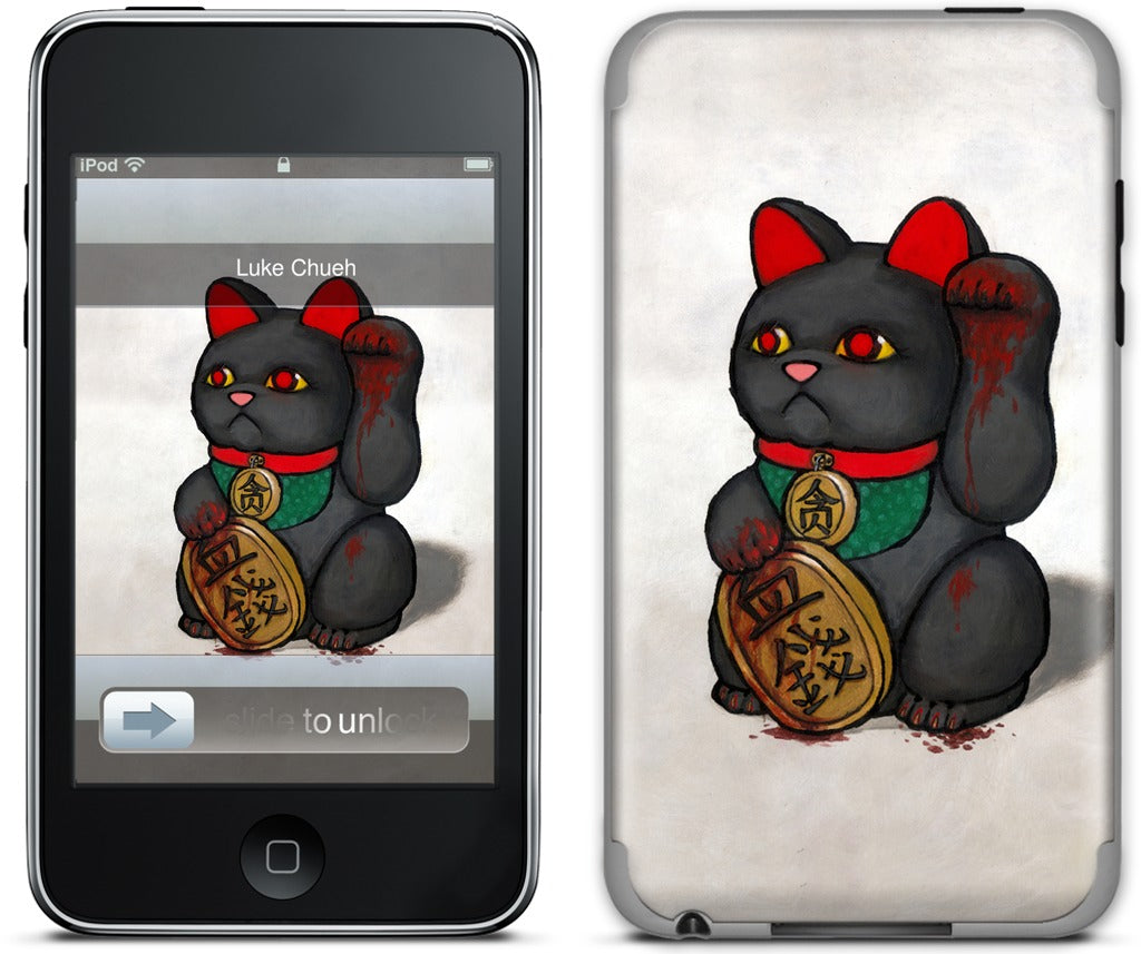 Blood Money iPod Skin